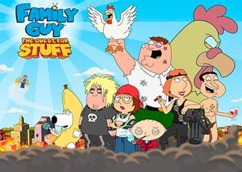 Family Guy: В Поисках Всякого (взлом на деньги и ракушки)