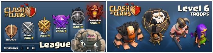 Clash of Clans Мод (много денег) » Русский Google Play ...